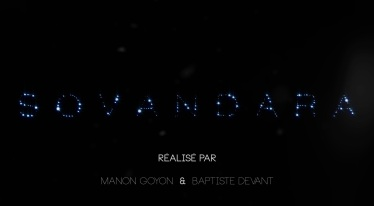 Sovandara - Short - Manon Goyon et Baptiste Devant